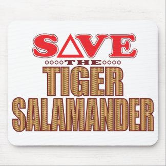 Tiger Salamander Save Mouse Pad