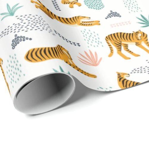 Tiger Sanctuary Wrapping Paper