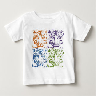 tiger save the tigers baby T-Shirt