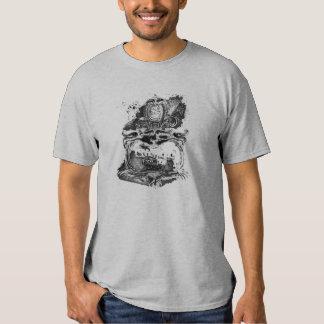 tiger scheffland black white t t shirts