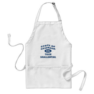 Tiger Shallowtail, State Butterfly Adult Apron