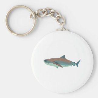TIGER SHARK KEY CHAINS