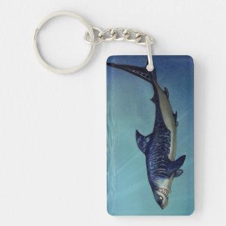 Tiger Shark keyring