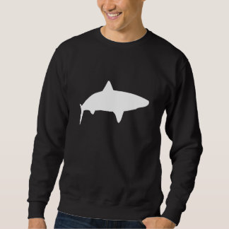 Tiger Shark Silhouette Sweatshirt