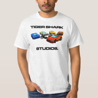 Tiger Shark Studios T-Shirt