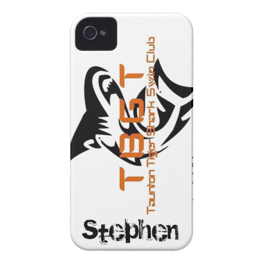 Tiger Sharks iPhone 4 Case-Mate Case