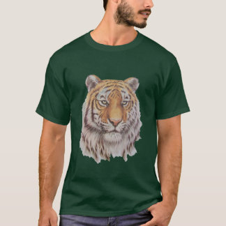 TIGER SHIRT BRET FLIGHT OF THE CONCHORDS