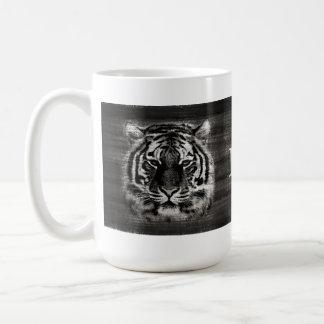 Tiger Sign Vintage Mug