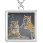 Tiger Sisters Custom Necklace