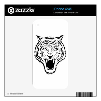 tiger skin for iPhone 4S