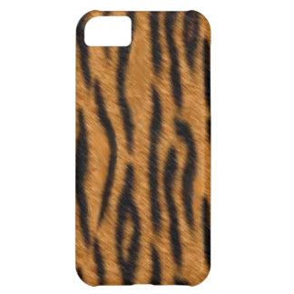 Tiger skin print design, Tiger stripes pattern Case For iPhone 5C