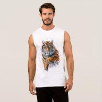 Tiger Sleeveless Shirt