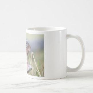 Tiger Snake Classic White Coffee Mug