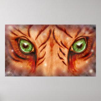 Tiger *Soul Searcher* Poster