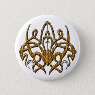 Tiger Spider Button