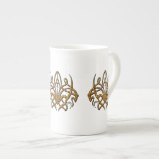 Tiger Spider Tea Cup