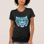 Tiger Spirit Guide Blue Tee Shirt