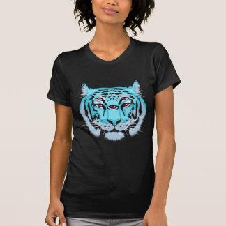 Tiger Spirit Guide Blue T-shirt