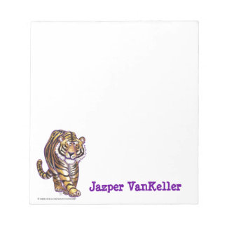 Tiger Stationery Memo Notepads