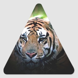 Tiger Stickers