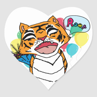 Tiger ♥ Stickers