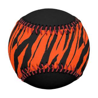 Tiger Strip Baseball-Black Baseball