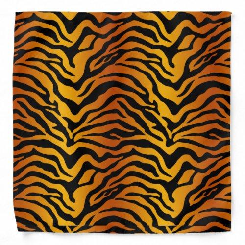 Tiger stripe bandana