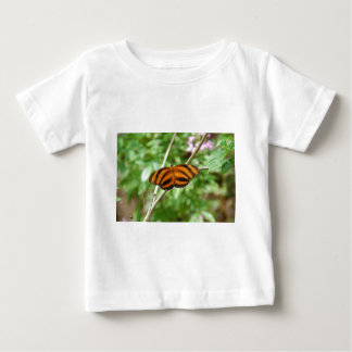 Tiger Stripe Butterfly Infant T-shirt