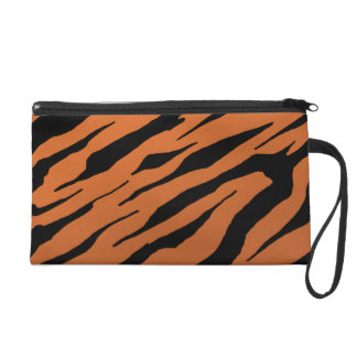 Tiger Stripe Clutch