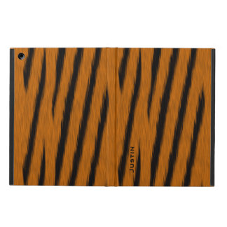 Tiger Stripe iPad Air Case with Stand