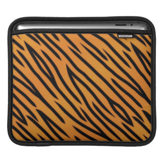 Tiger Stripe Pattern Sleeves For iPads