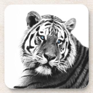 Tiger Stripes Beverage Coaster