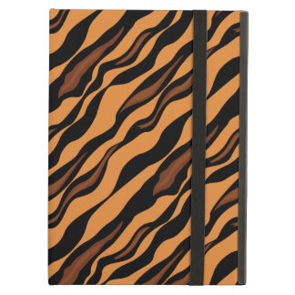 Tiger Stripes Camouflage Pattern iPad Air Case