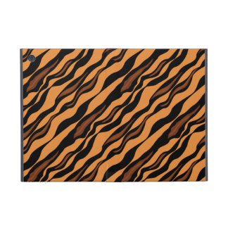 Tiger Stripes Camouflage Pattern iPad Mini Cover