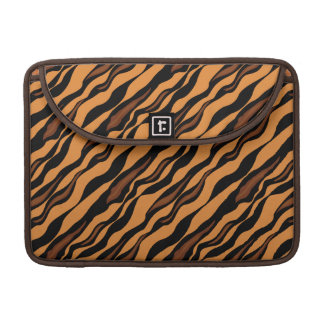 Tiger Stripes Camouflage Pattern MacBook Pro Sleeve