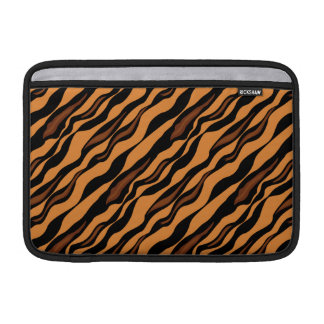 Tiger Stripes Camouflage Pattern Sleeve For MacBook Air