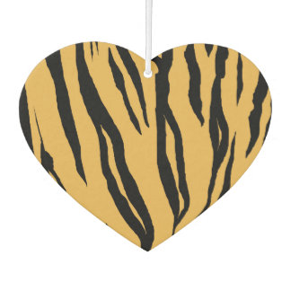 Tiger Stripes Car Air Freshener