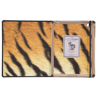 Tiger Stripes Cases For iPad