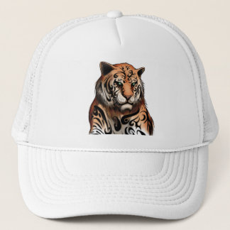 Tiger Stripes- Designer Hat / Cap