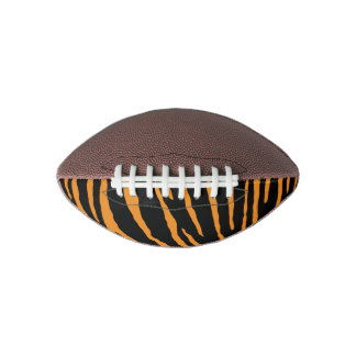 Tiger Stripes Football
