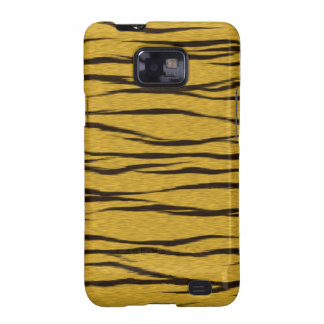 Tiger Stripes Galaxy S2 Cases