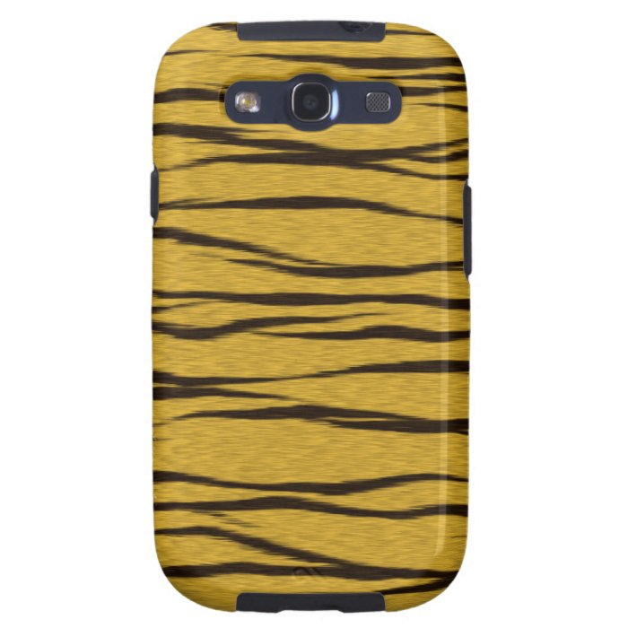 Tiger Stripes Galaxy S3 Cover