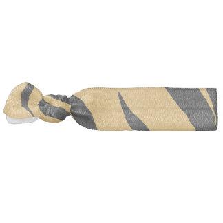 Tiger Stripes Hair Tie Bracelet