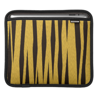 Tiger Stripes Sleeves For iPads