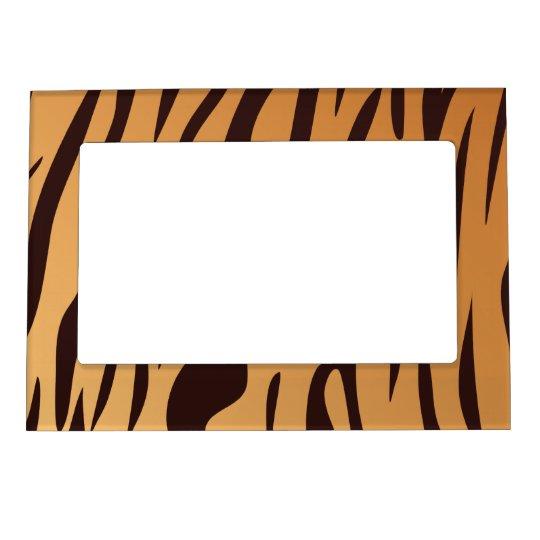 Tiger Stripes Magnetic Frame