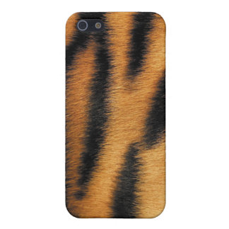 Tiger Stripes Pattern iPhone 5/5S Cover