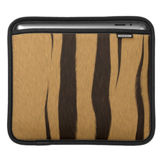 Tiger Stripes Pattern. Sleeve For iPads