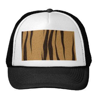 Tiger Stripes Pattern Trucker Hat
