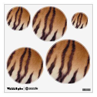 Tiger Stripes Wall Skins