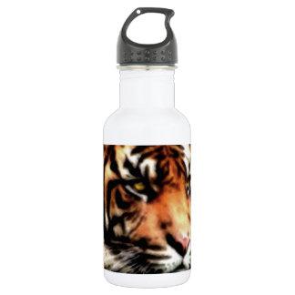 Tiger Stripes Water Bottle